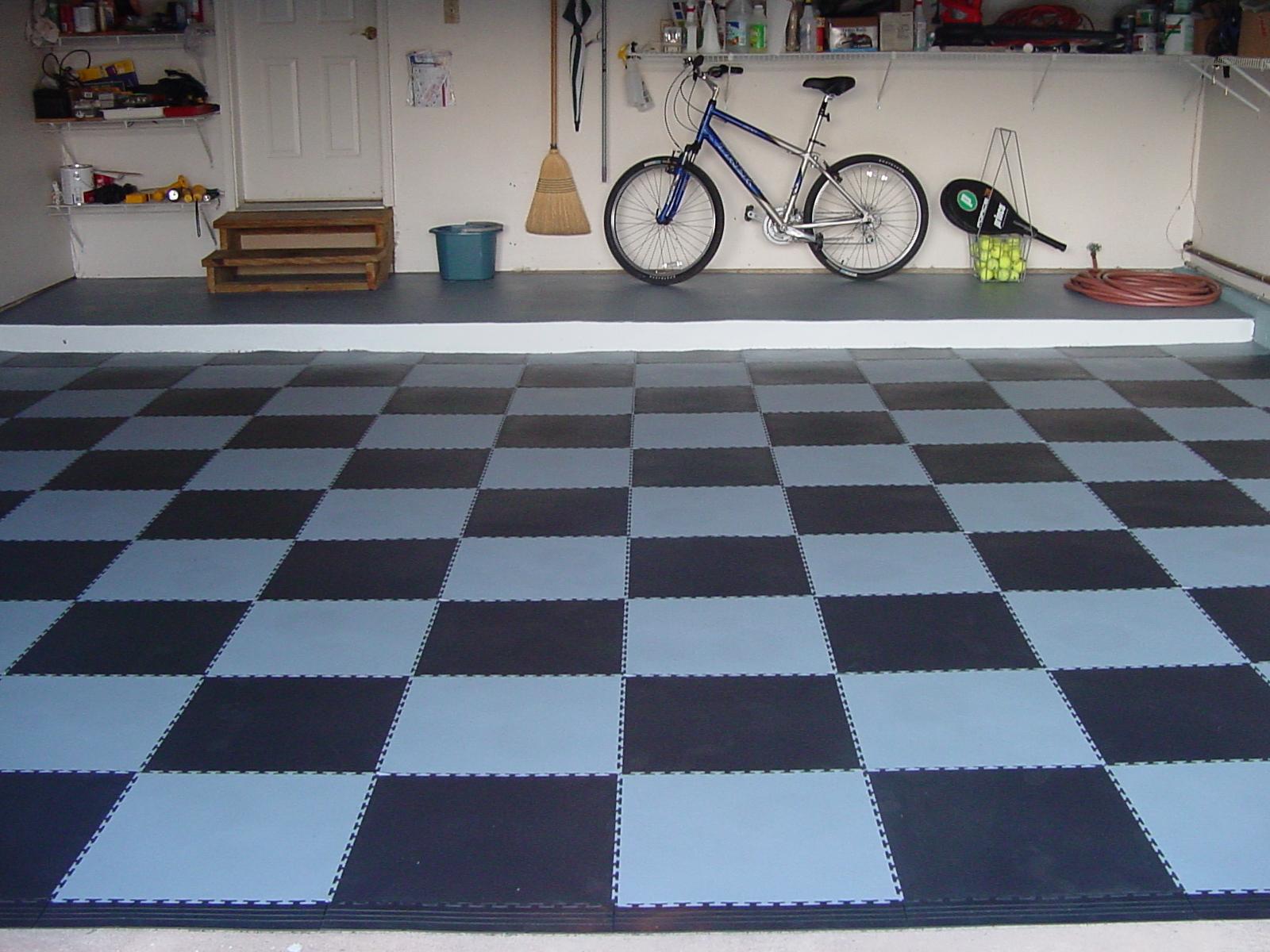 garage flooring tiles
